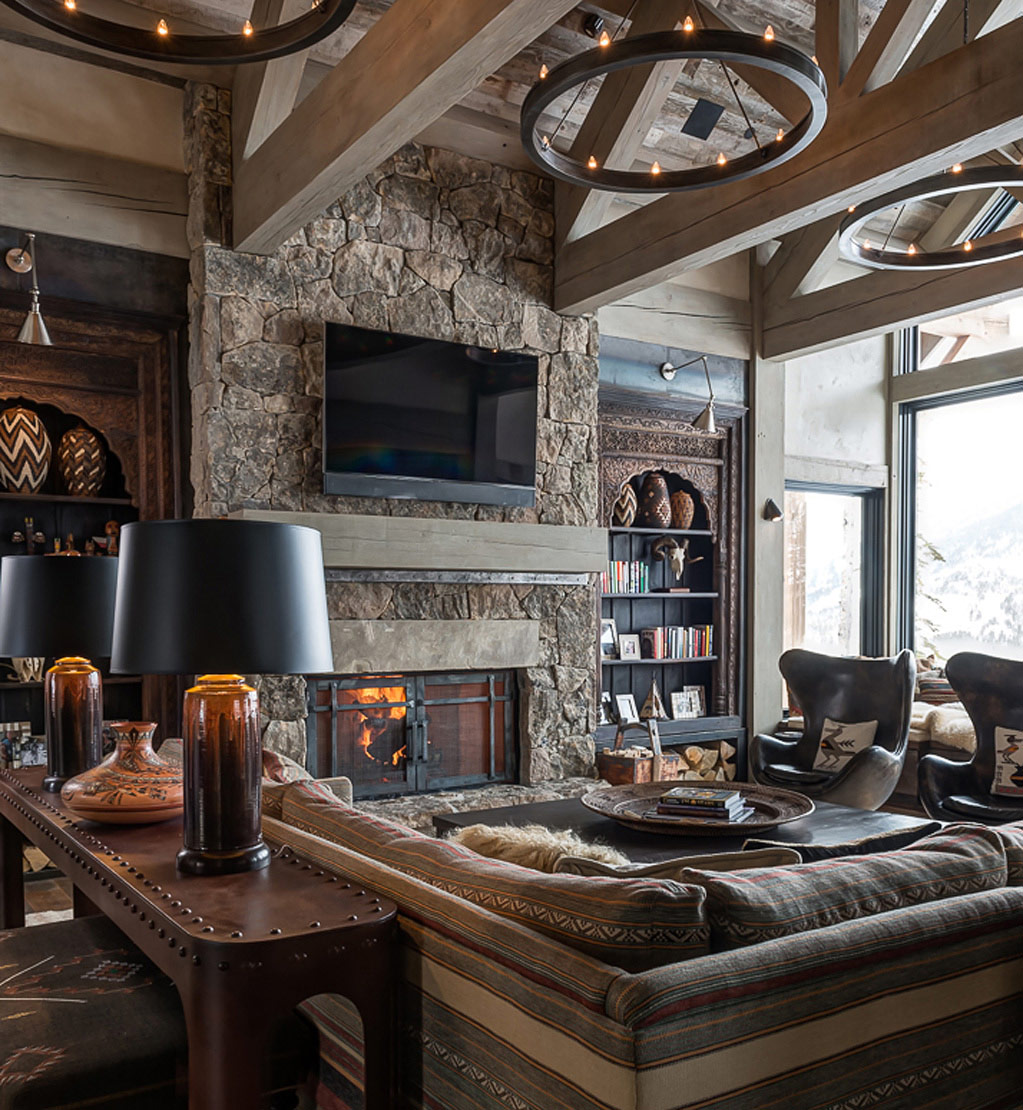 Vikings view cashmere interior - Best rustic interior design ideas beauty of simplicity ...