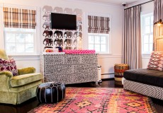 Cashmere Interiors house on the hill